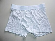 ONE PAIR PRINGLE MODAL ( BAMBOO OR BEECH ) BLEND BOXER TRUNK WHITE SIZE SMALL