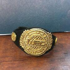 UFC MMA WWE Jakks World Extreme Cage Fighting WEC Championship Figure Title Belt