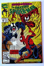 Amazing Spider-Man #362 (1992 Marvel) VF/NM Carnage Signed by Mark Bagley