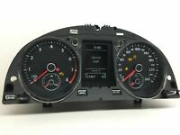 VW Passat B7 Benzin Km/H Tachometer Kombiinstrument Tachometer 3AA920870