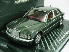 WOW EXTREMELY RARE Bentley Arnage R S2 RL 6.75 16V 2001 Green 1:43 Minichamps/GT