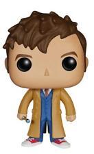 Flawed Box Doctor Who Tenth Doctor POP Vinyl Figure FUNKO