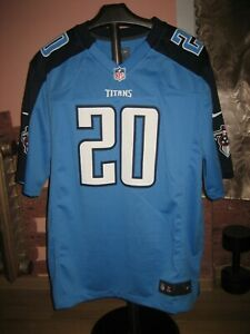 Bishop Sankey #20 Tennessee Titans NFL Nike Jersey/Shirt size XL