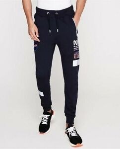 Alpha Industries Mens NASA Odyssey Joggers Sweat Pants Size Extra Large RRP £125