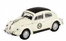 """Schuco 21888 - 1/87 Volkswagen / VW Beetle """" Rallye #53 Herbie - New"""