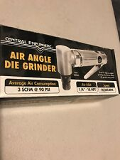 Central Pneumatic Air Angle Die Grinder #32046 - New in Box