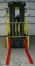 2006 Hyster E50Xn-33 Electric Fork Lift, Side Shift, 3 Stage Mast, No Reserve