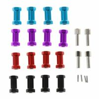 Wheel Extension Longer Adaptor Combiner Coupler for 1/10 Crawler RC Cars Parts