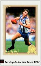 2012 Select AFL Eternity Hall Of Fame Card HOF206 Wayne Carey (North Melbourne)