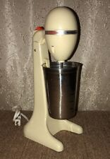 Vintage Hamilton Beach Drink Master with Metal Cup, Good Shape, Shake Maker