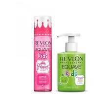 EQUAVE KIDS balsamo PRINCESS + SHAMPOO KIDS REVLON per bambini