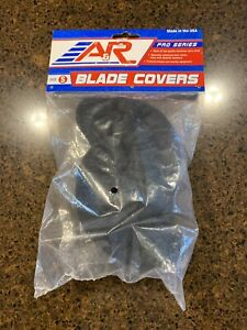 New A&R Ice Hockey Figure Skate TuffTerry Blade Covers Soakers Guards Black