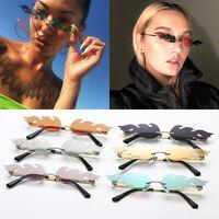 fashion lunettes des lunettes vague des lunettes de soleil la flamme du feu