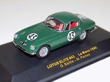 1/43 IXO Lotus Elite  car #43,from  1960 24 Hours of LeMans  LMC072