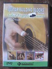 Guitar Building Blocks Series- Instant Fingerpicking Success DVD