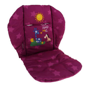 Stroller Seat Liner Stroller Cushion Seat Pad Soft Double Side Thick