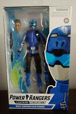 "BEAST MORPHERS BLUE RANGER Power Rangers Lightning Collection Series 6"" Figure"