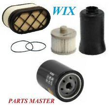 Tune Up Kit Filters For CHEVROLET EXPRESS 4500 V8 6.6L 2009-2014