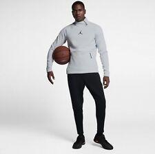 Nike Jordan Therma-Sphere Max 23 Tech Fleece Top Pure Platinum Sz XL 880968-043