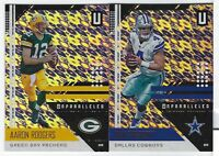 2018 Panini Unparalleled Base FLIGHT Parallel Complete Your Set #1-200 YOU PICK