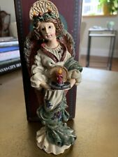 Euc Boyd's Resin Figurine Illumina Angel of Light 2nd Edition