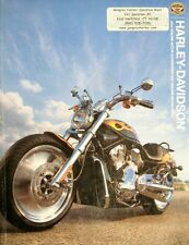 2004 Harley Davidson GENUINE Parts & Accessories Accessory Catalog Brochure