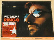 Ringo Starr cd + dvd Very Best Greatest Hits Photograph Beatles USA RELEASE NEW