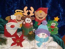 Fertiger Adventskalender Weihnachtskalender Mix 2 Elch Tannenbaum Engel Wichtel