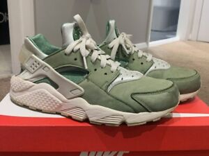 Nike Huarache Green Trainers for Men for Sale | Authenticity ...