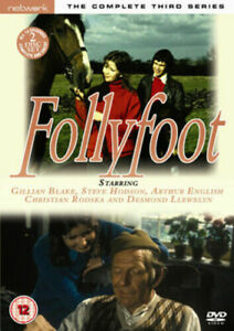 Follyfoot: Complete 3rd Series Dvd Gillian Blake Brand New & Factory Sealed