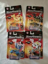 Hasbro Transformers Robots in Disguise W.A.R.S. Spy Changer Cars--Lot of 4