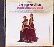 "MARVELETTES~""Sophisticated Soul""~Original Motown Records ""EXCELLENT""~CD!!!"