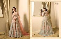 Salwar Kameez Indian Pakistani Suit ethnic Anarkali Dress Designer Party Wear UK