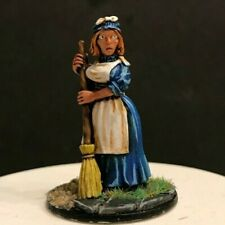 Reaper Miniatures 28mm Painted Village Housewife Servant NPC
