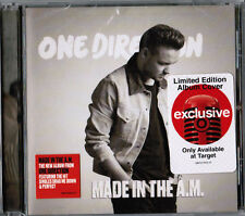 ONE DIRECTION / MADE IN THE A.M. [TARGET-EXCL CD, 2015] NEW! - LIAM PAYNE PHOTO