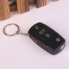 Gag Funny Electric Shock Joke Car Key Remote PRANK PARTY Gadget 1pc