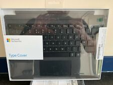 Microsoft Surface Pro Type Cover M1725 Keyboard British English Brand New