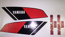 YAMAHA DT50M PAINTWORK DECAL SET 1978