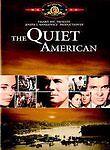 The Quiet American (DVD, 2005) (Q)