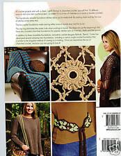 Crochet:Chain-Free Crochet- Retail $19.95-Annie's Attic