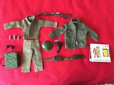 Original GI Joe 1964 Combat Field Set, and Catalog Made in Japan