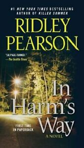 In Harm's Way (Walt Fleming) by Pearson, Ridley Book The Cheap Fast Free Post