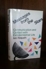 Ian Ridpath - Messages from the Stars first edition (Carl Sagan)