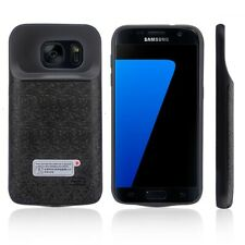for Galaxy S7 Battery Case, 4700mAh Slim Portable Protective Extended Case Cover