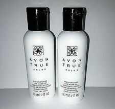 Avon True Color Moisturizing eye makeup remover lotion set of 2