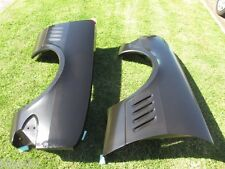 HK HT HG HOLDEN MONARO GTS MUD GUARD FENDER RIGHT & LEFT FRONT PAIR REPLACEMENT