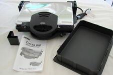Ultrex Contact Press Grill and Casserole Insert Combination Non Stick
