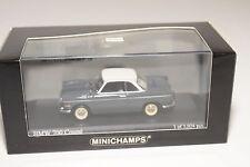 . MINICHAMPS BMW 700 SPORT 1960 GREY WHITE MINT BOXED