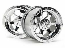 3117 HPI RACING 6 SPOKE SAVAGE WHEEL 83 X 56 MM  (2 packs)