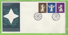 Christmas Island 1982 Christmas oragami set First Day Cover